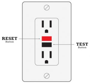 gfci; gfi plug; gfi outlet; ground fault circuit interrupter