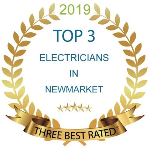 Top 3 rated electricians in Newmarket MDC Electric