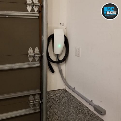 Tesla Generation 3 Wall Connector Installation by MDC Electric